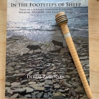 In the Footsteps of Sheep by Debbie Zawinski