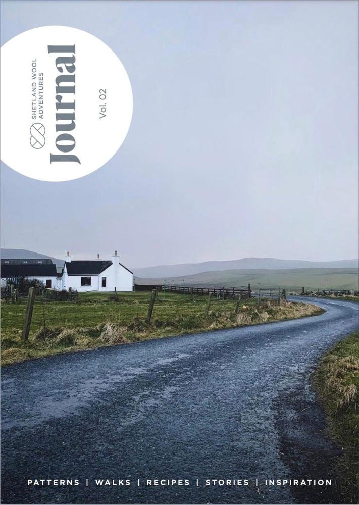 Pre-Order Journal #2 - Shetland Wool Adventures