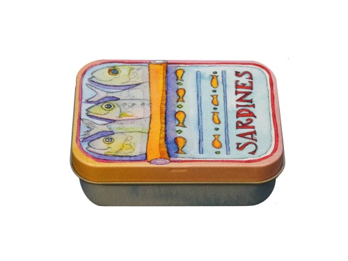 Sardine Mini Tin