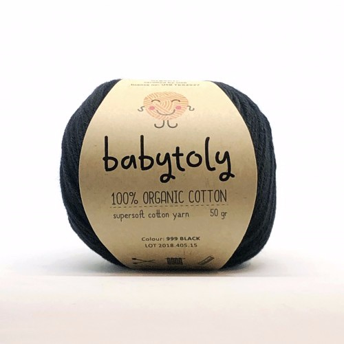 Baby Toly - Black