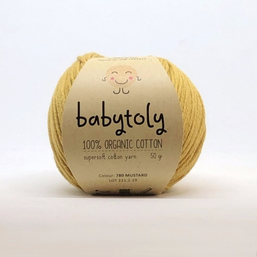 Baby Toly - Mustard