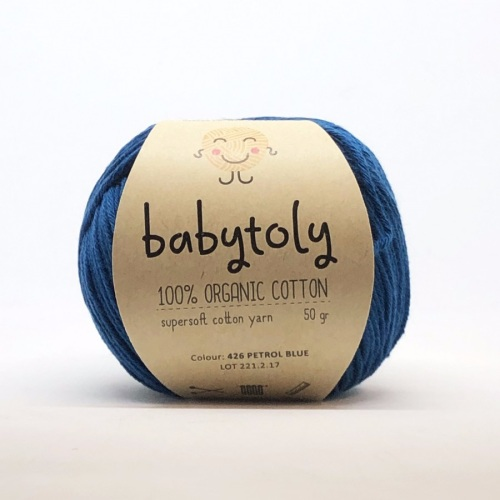 Baby Toly - Petrol Blue