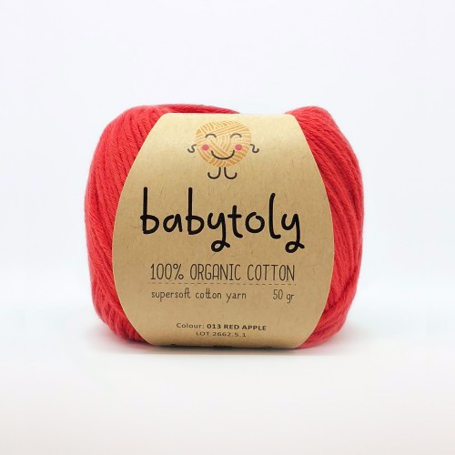 Baby Toly - Red Apple