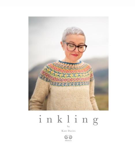 Pre-order Inkling by Kate Davies Designs