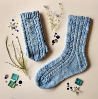 Locket's Herring Girl Socks Kit