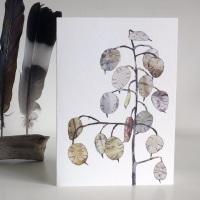 Honesty blank card by Catherine Kleeli