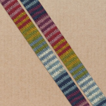 *New* Knitted Stripes 15mm washi tape