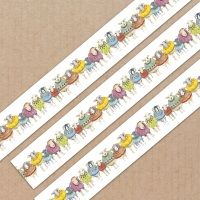 *New* Sheep in Sweaters 20mm washi tape