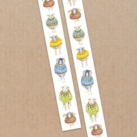 *New* Sheep in Sweaters 15mm washi tape