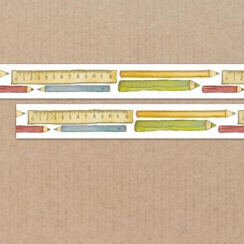 *New* Stationery 15mm washi tape