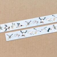 *New* Seabirds 15mm washi tape