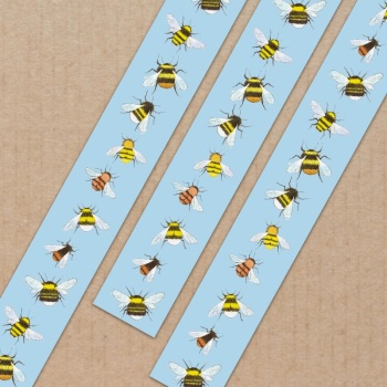 *New* Bees 20mm washi tape