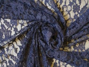 Amethyst Corded Lace, polyester BE0058