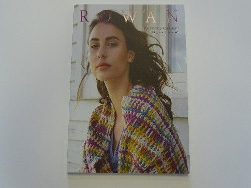 Rowan Knitting and Crochet Magazine 63