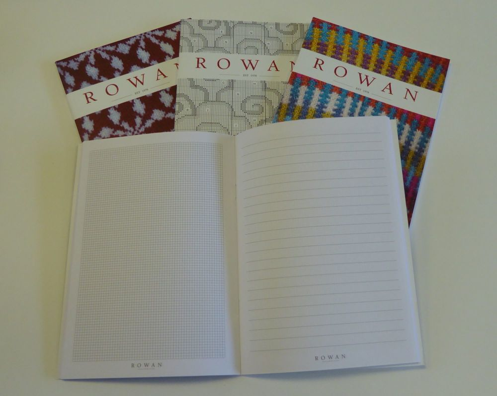 Rowan Note book