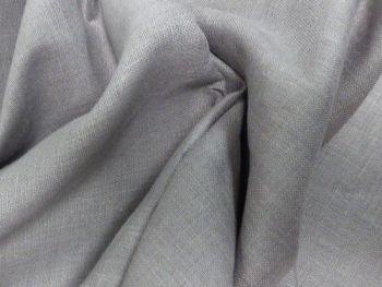Grey lightweight Linen LN0027