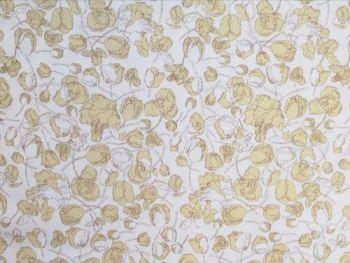 Cotton Spandex pale tulip  CS0024