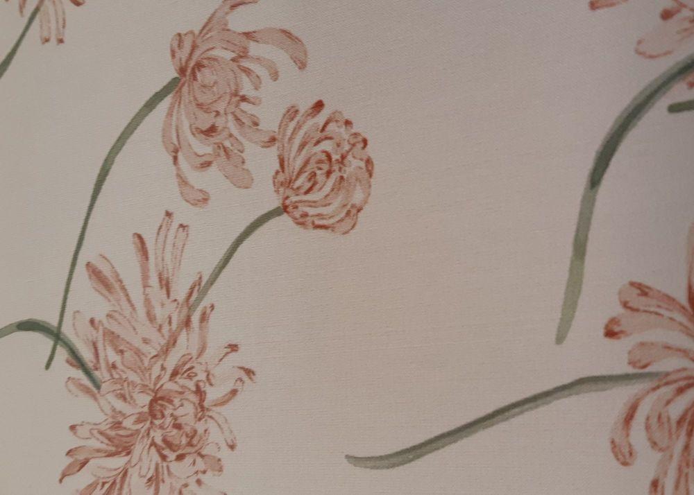 Chrysanthemum Print  Crepe, polyester PL0013