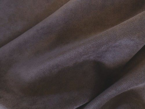 Chocolate Brown Polyester Viscose Lycra  PV0011