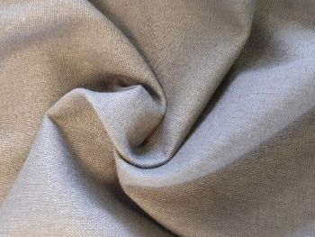 Taupe  lightweight  Cotton Linen LN0023