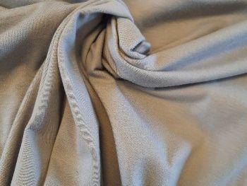 Pale Grey organic Jersey, BJ0052
