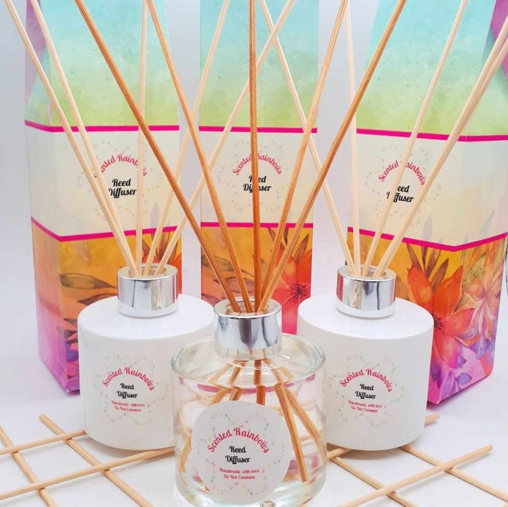 Large Luxury 150ml Reed Diffuser
