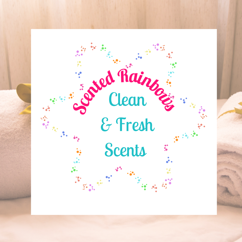 Clean, Fresh & Soft Scents