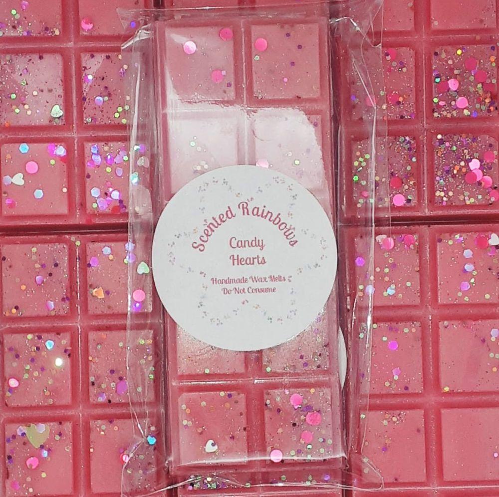 Candy Hearts Bar