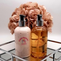 Black Orchid Luxury Hand Wash & Lotion Set