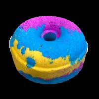 Rainbow Bath Donut