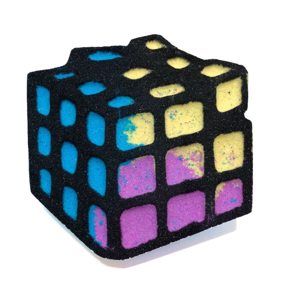 Rubiks Cube Bath Bomb