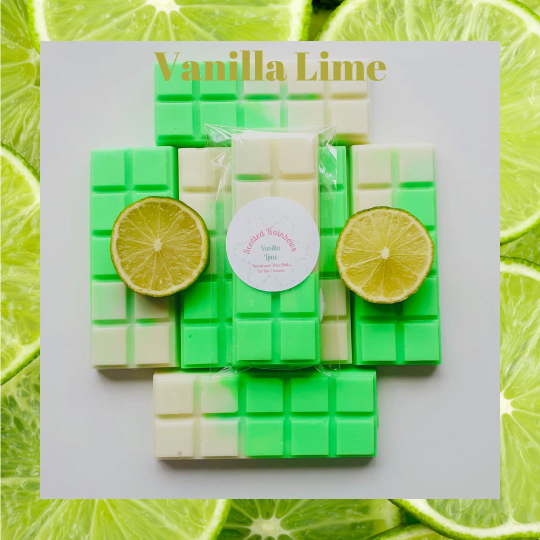 Vanilla & Lime Bar