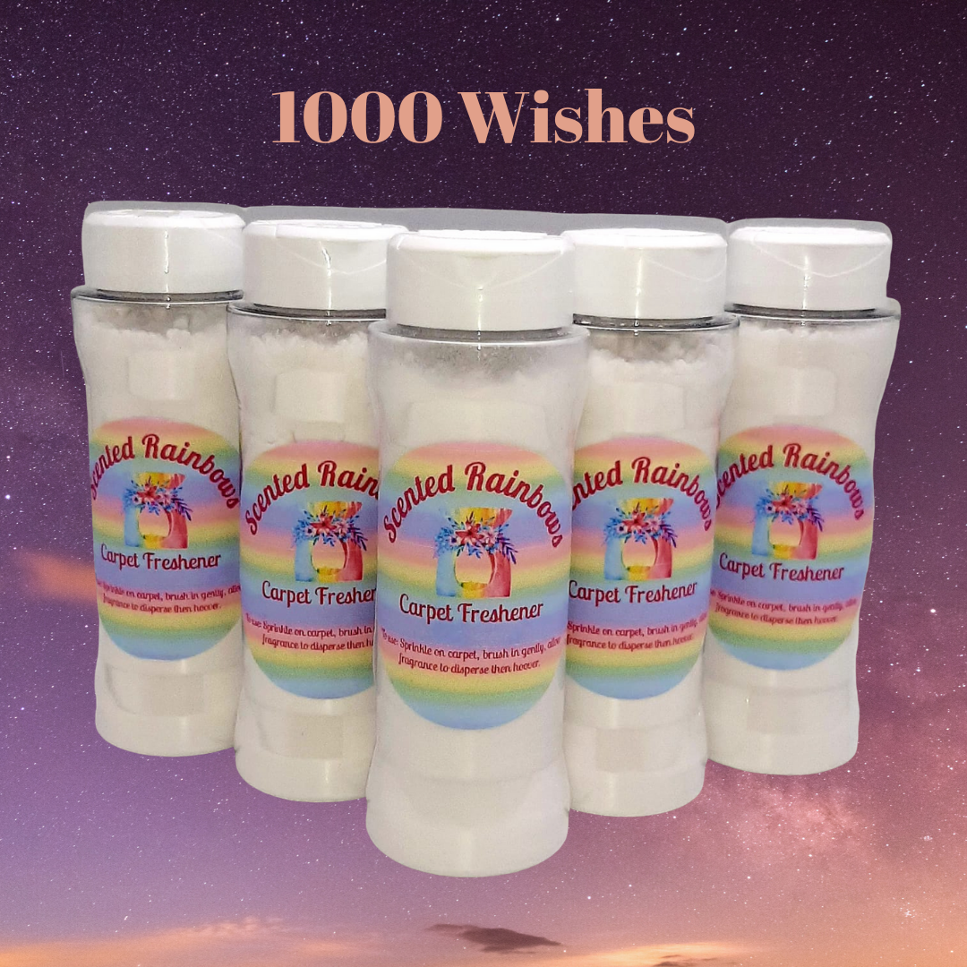 Carpet Freshener - 1000 Wishes