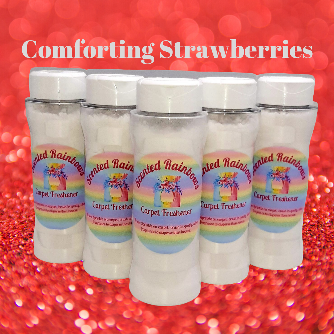Carpet Freshener - Comforting Strawberries