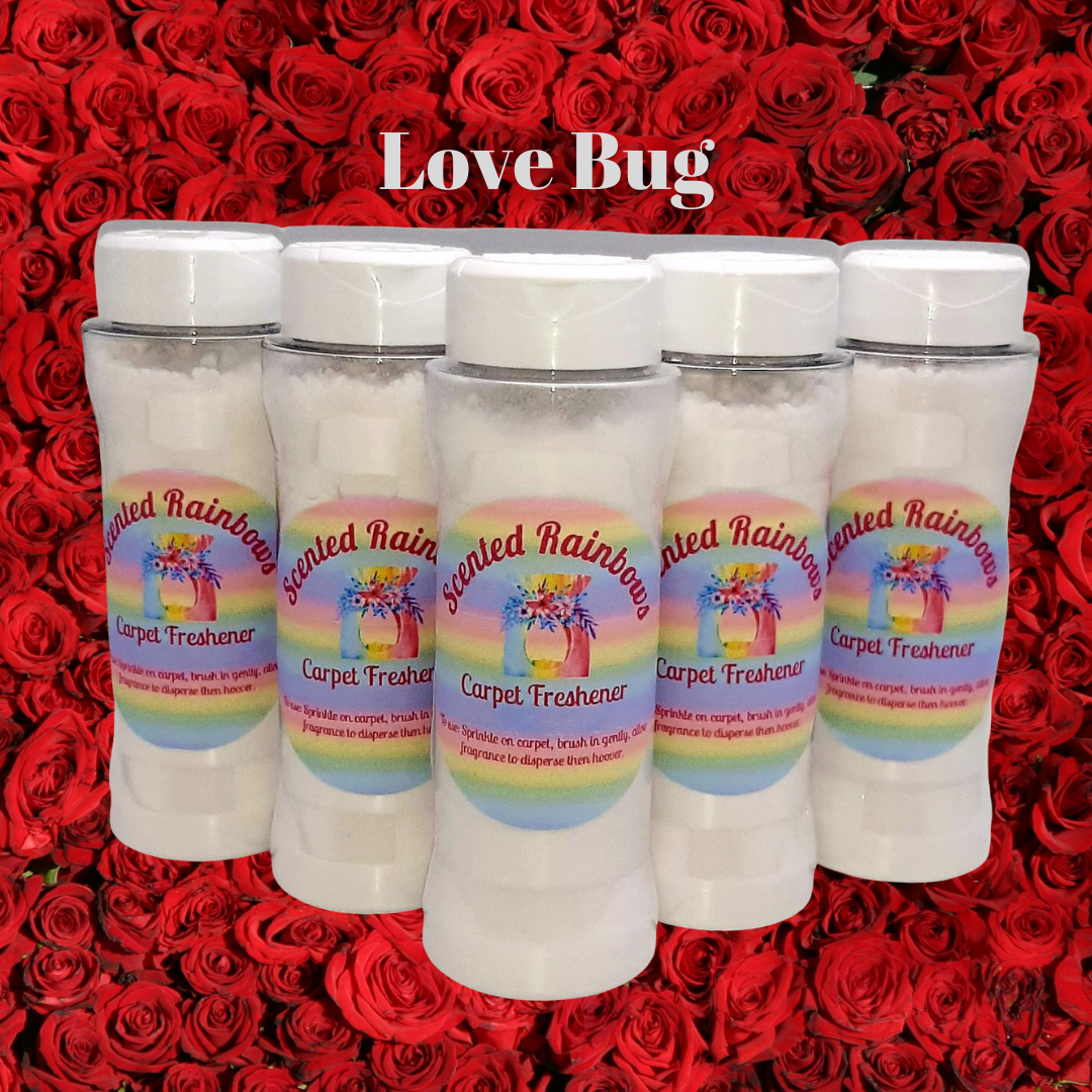 Carpet Freshener - Love Bug