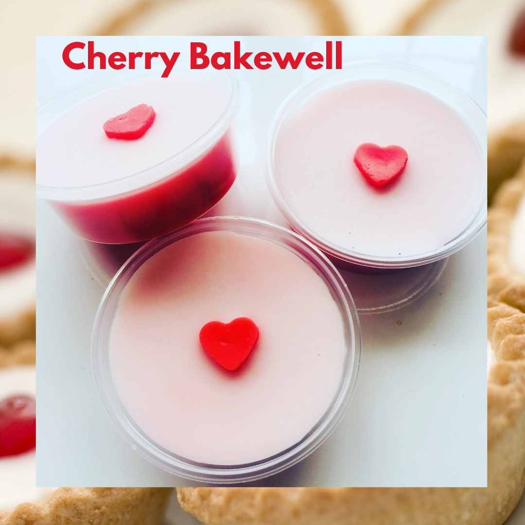 Cherry Bakewell Hot Shot Pot
