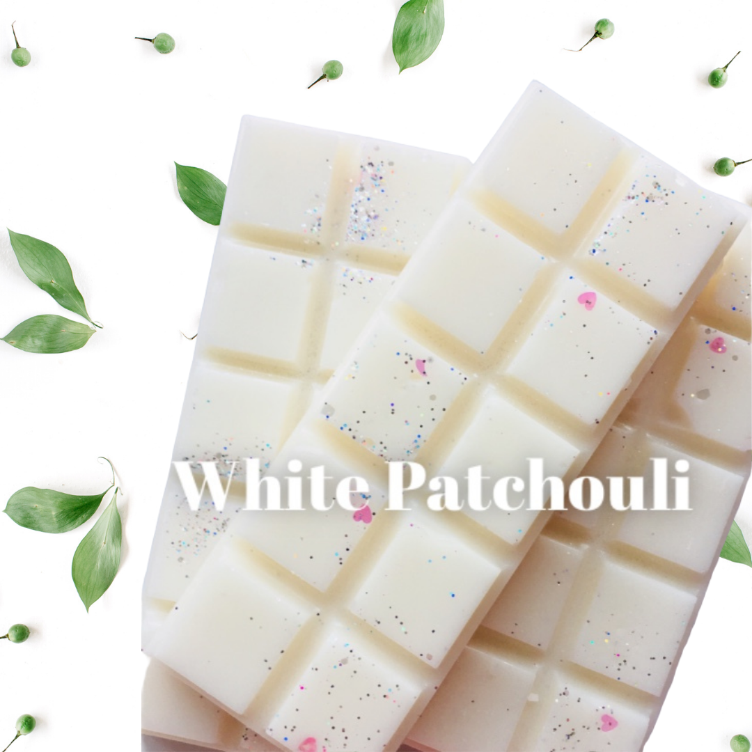 White Patchouli Bars
