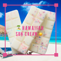 Hawaiian Sun Cream Bar