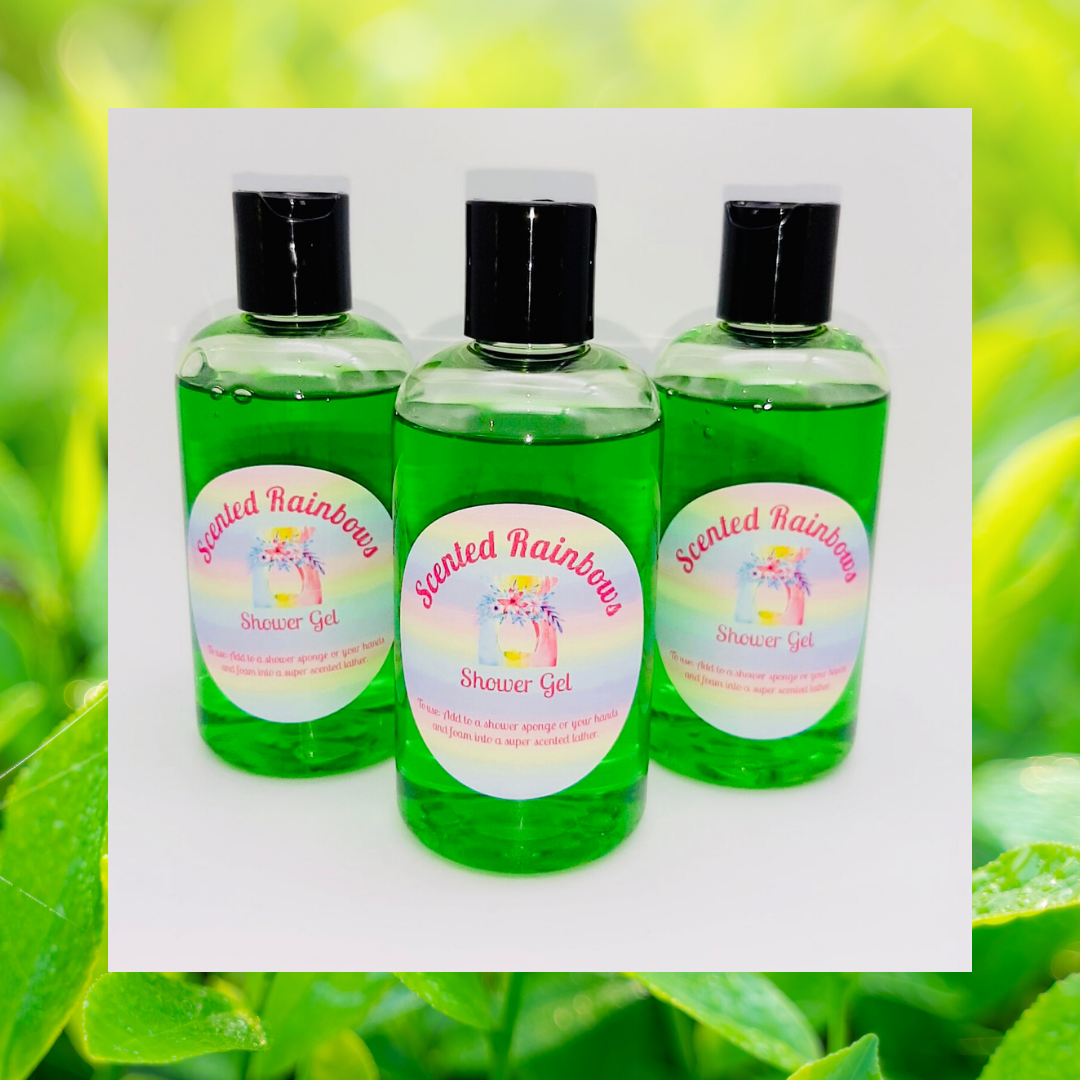 Tea Tree  & Lemon Shower Gel