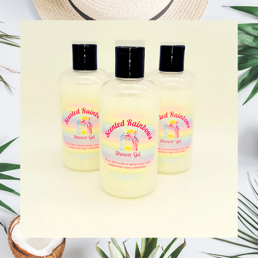 Coconut Bay Shower Gel