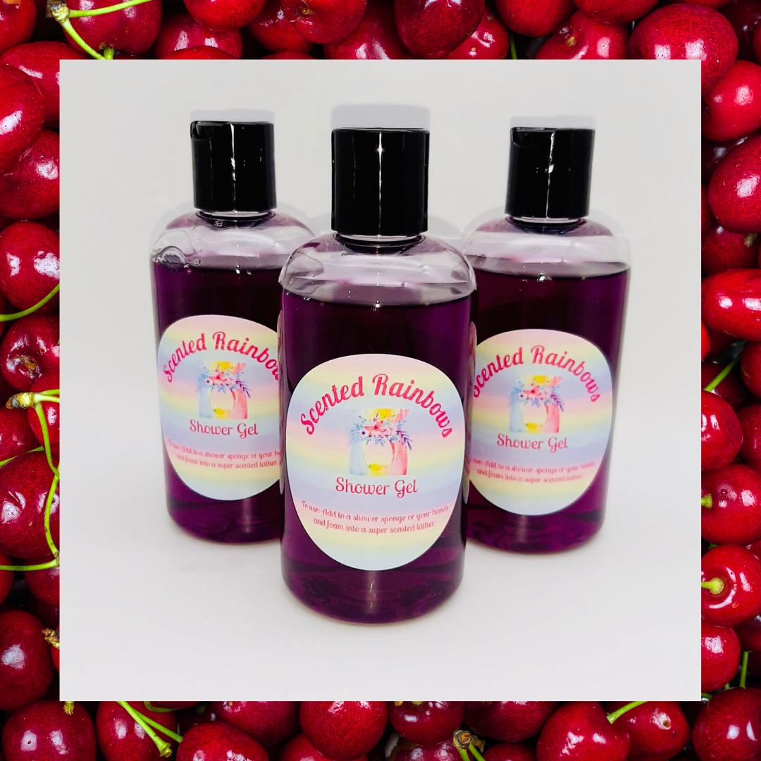 Sweet Cherry Shower Gel