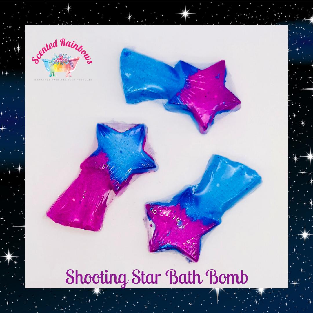 Shooting Star Bath Bomb