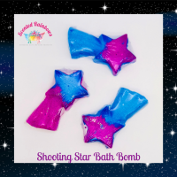 Shooting Star Bath Bomb