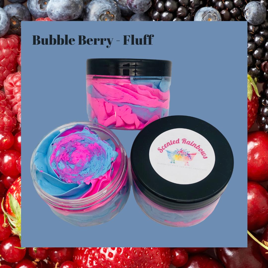 Bubble Berry Shower Fluff