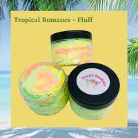 Tropical Romance Shower Fluff