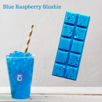 Blue Raspberry Slushie Bar