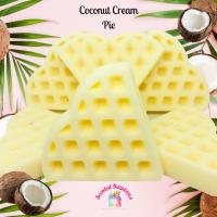 Coconut Cream Pie Waffle