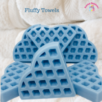 Fluffy Towels Waffle