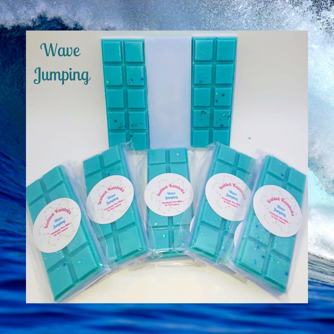 Wave Jumping Bar