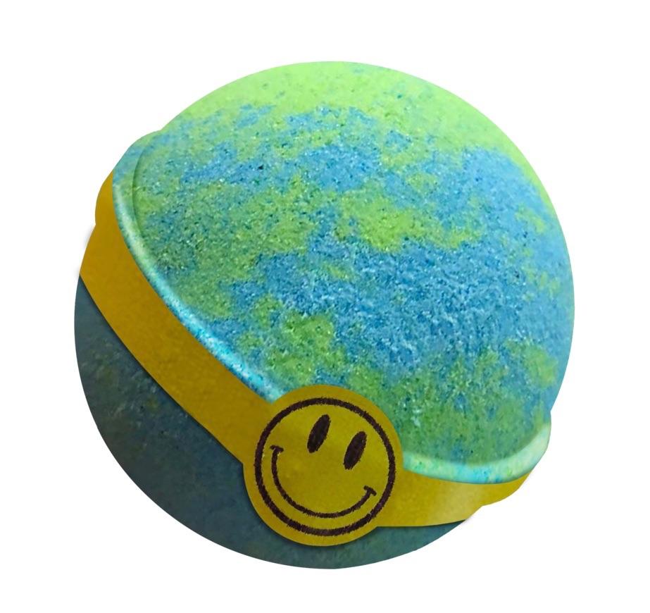 Octo Surprise Toy Bath Bomb